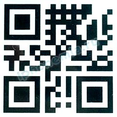 Пример QR-кода